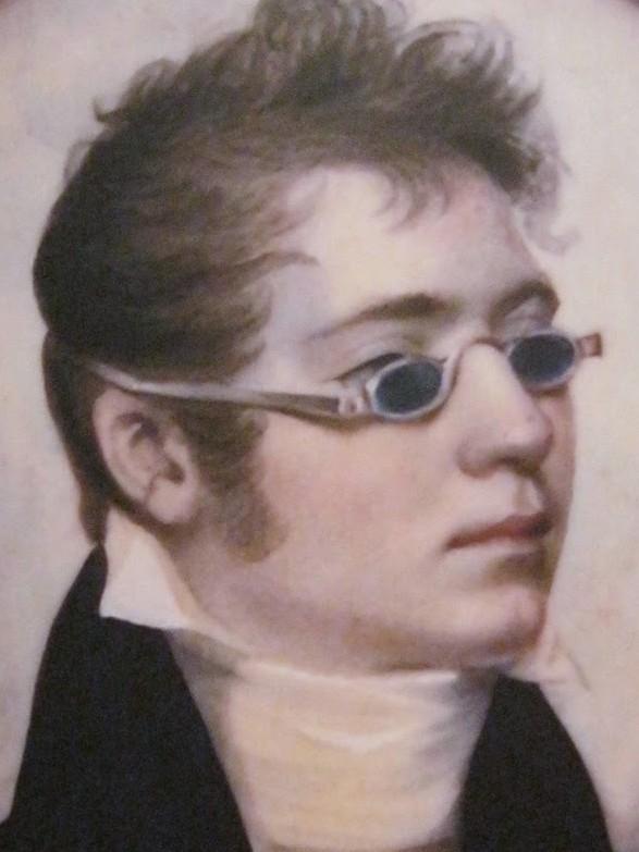 John Wesley Jarvis - Portrait Of A Gentleman (1807)